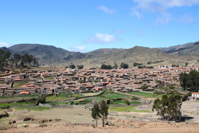 Tarabuco, Bolivia