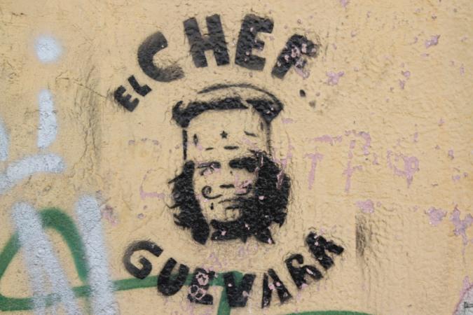 He probably could knock up good saltenas, La Paz, Bolivia