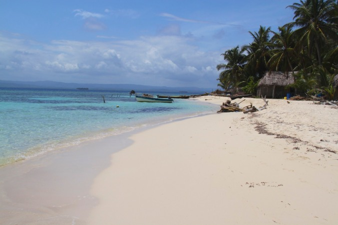 Caye Coco Blanco, San Blas Islands, Panama