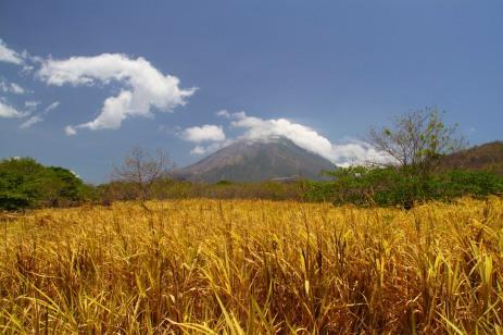 Volcán Concepción, Isla de Ometepe, Nicaragua