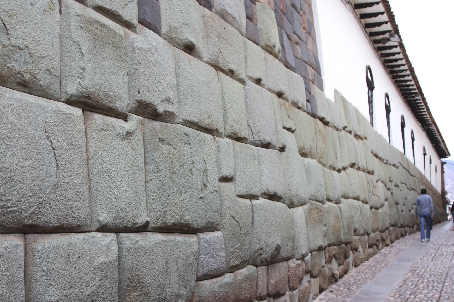 Cusco, ancient capital of the Inca empire ...Inca Buildings And Structures