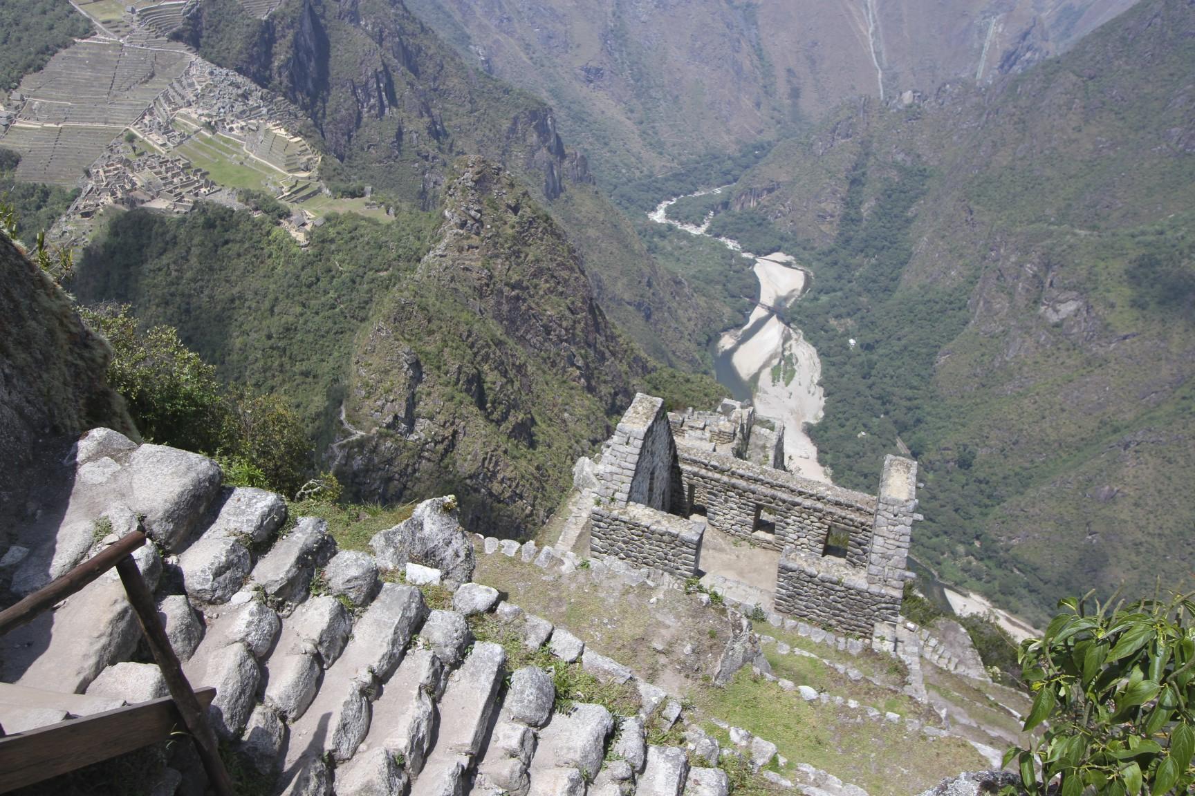 Machu Picchu Notesfromcamelidcountry
