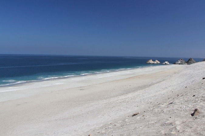 Beach, northern Chile