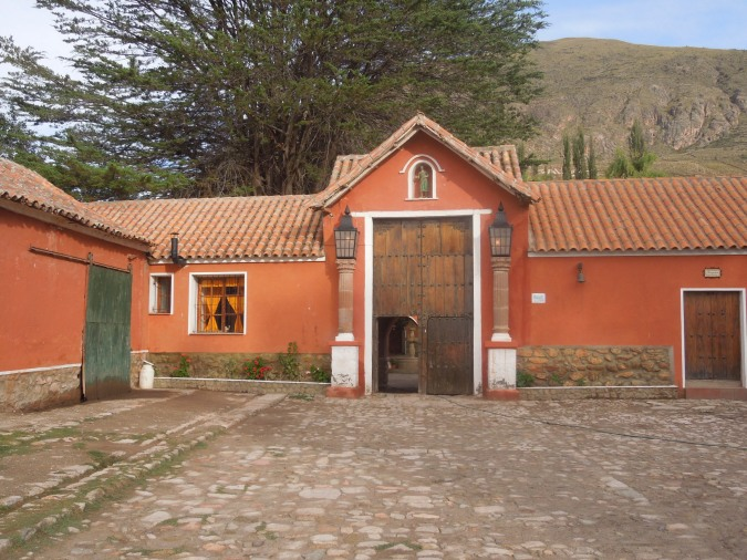 Hacienda Cayara, Cayara, Bolivia