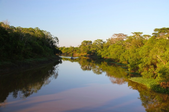Bolivian Amazon, Trinidad, Bolivia