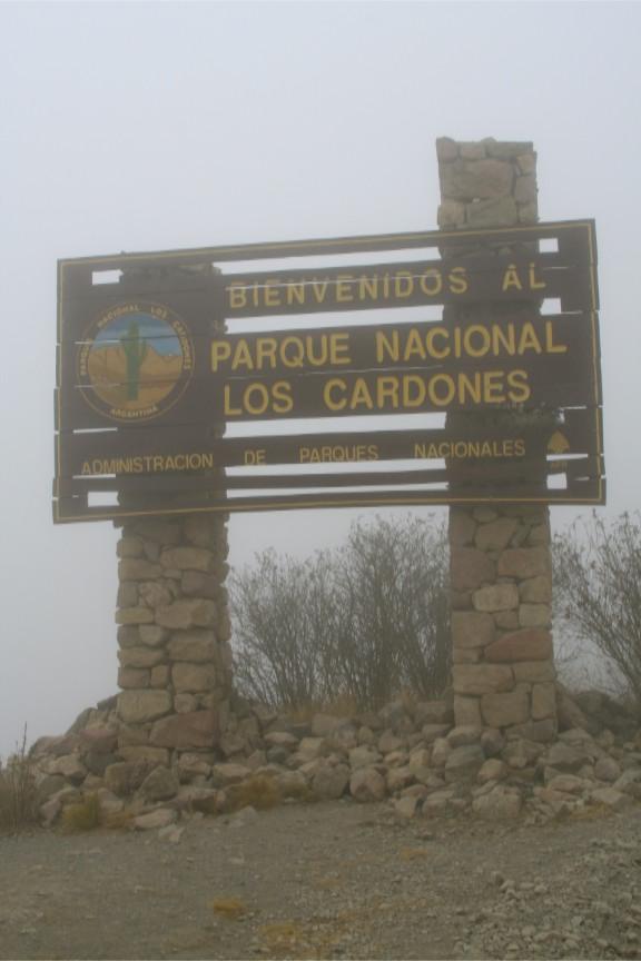 Parque Nacional Los Cardones, Salta, Argentina