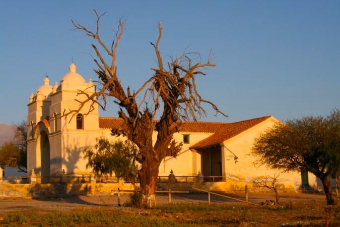Iglesia de San Pedro Nolasco, Molinos, Argentina