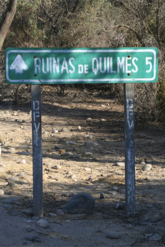 Ruinas de Quilmes, Argentina