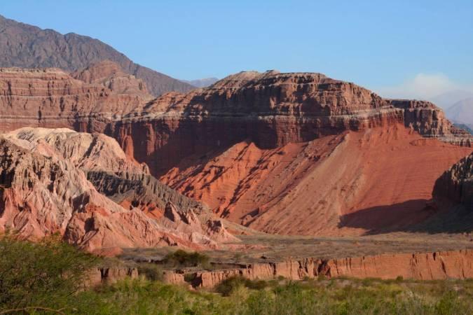 Quebrada de Cafayate, Argentina