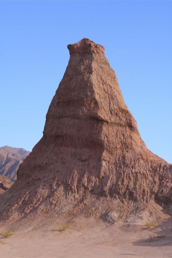 El Obelisco, Quebrada de Cafayate, Argentina