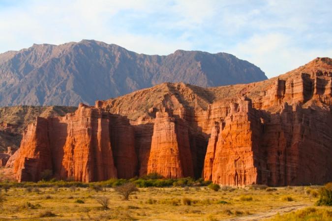 Los Castillos, Quebrada de Cafayate, Argentina