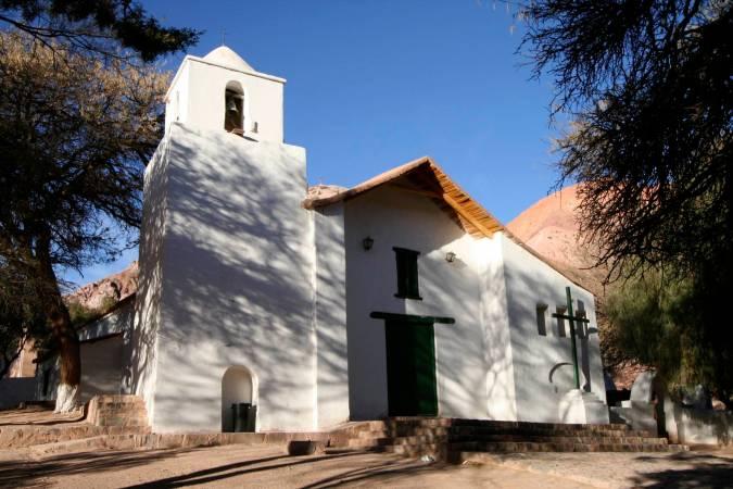 Iglesia Santa Rosa de Lima, Purmamarca, Argentina