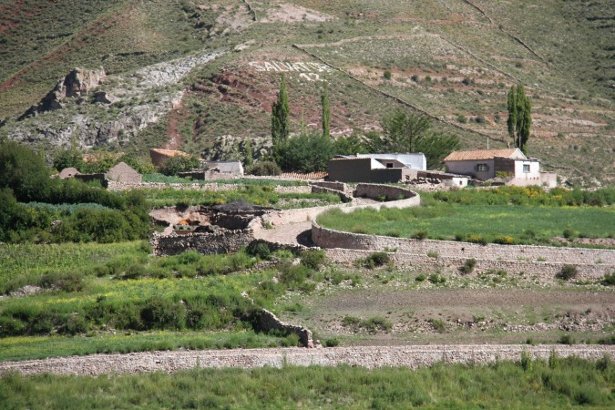 Cayara village, Potosi, Bolivia