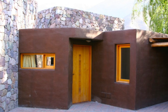Home for the next few days, Purmamarca, Argentina