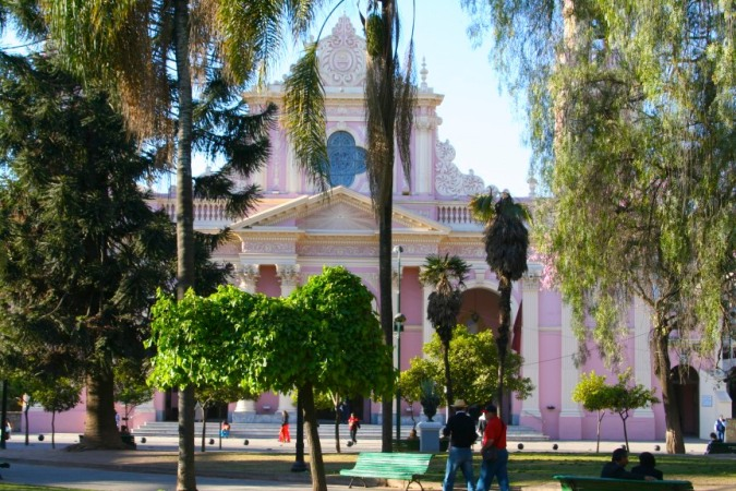 Salta's Cathedral, Argentina