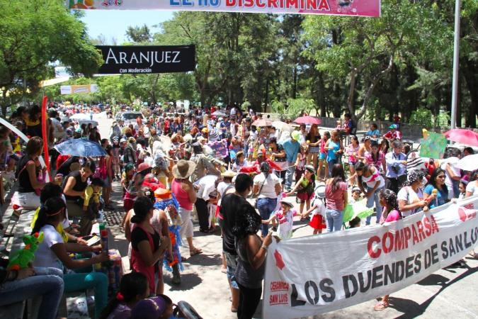Carneval, Tarija, Bolivia