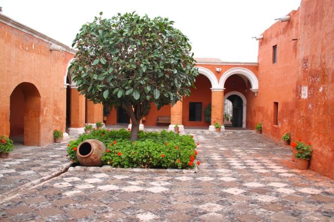 Monestario de Santa Catalina, Arequpia, Peru