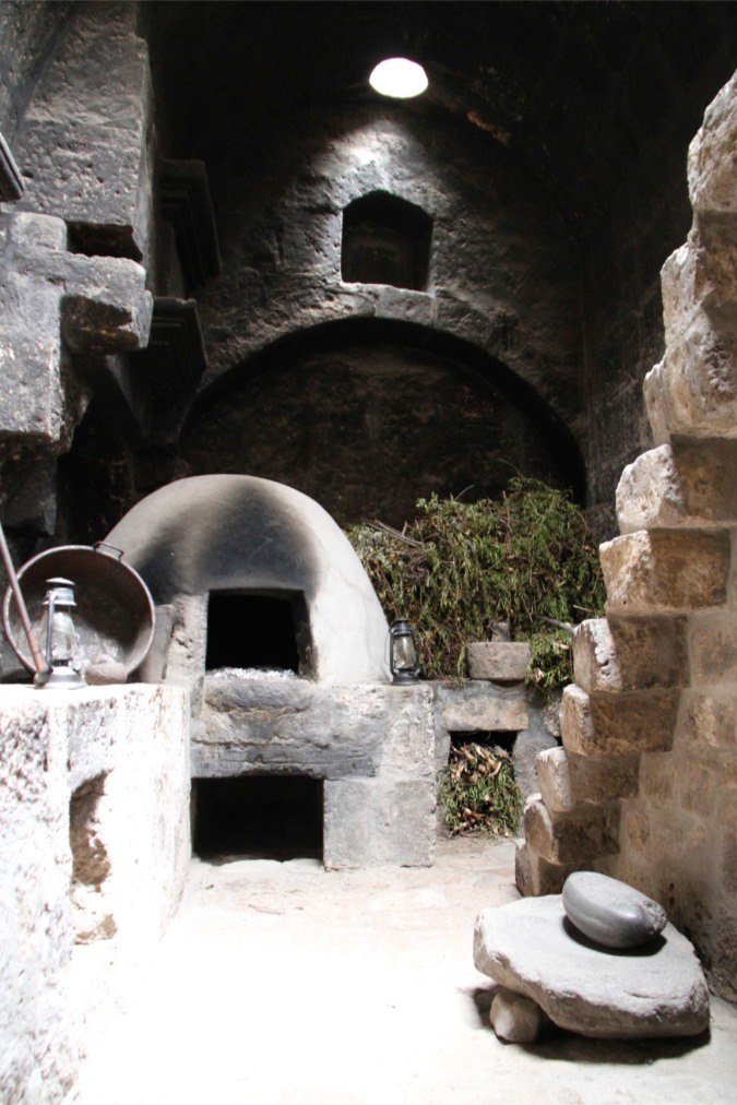 Private kitchen, Monestario de Santa Catalina, Arequpia, Peru