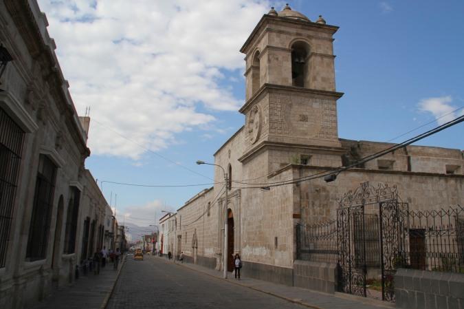 Iglesia de La Merced, Arequipa, Peru