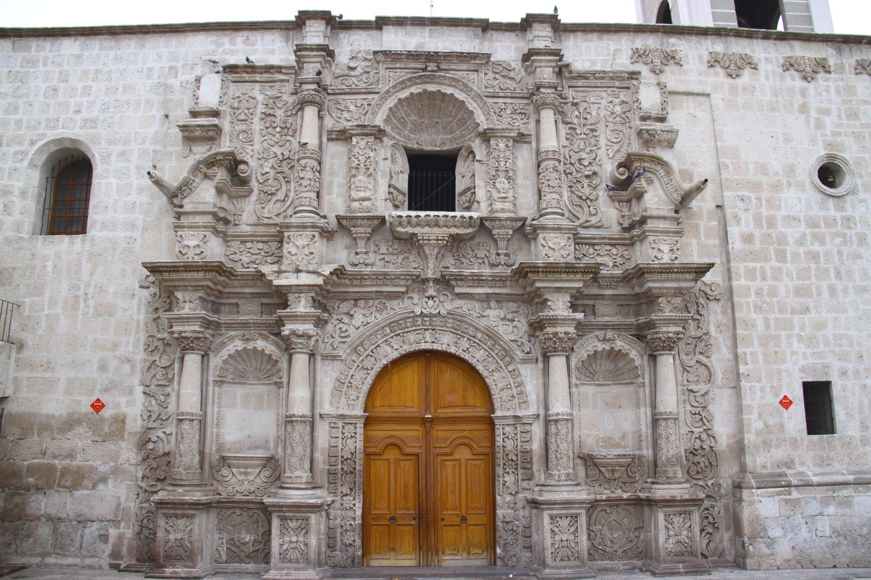 Arequipa Churches Notesfromcamelidcountry