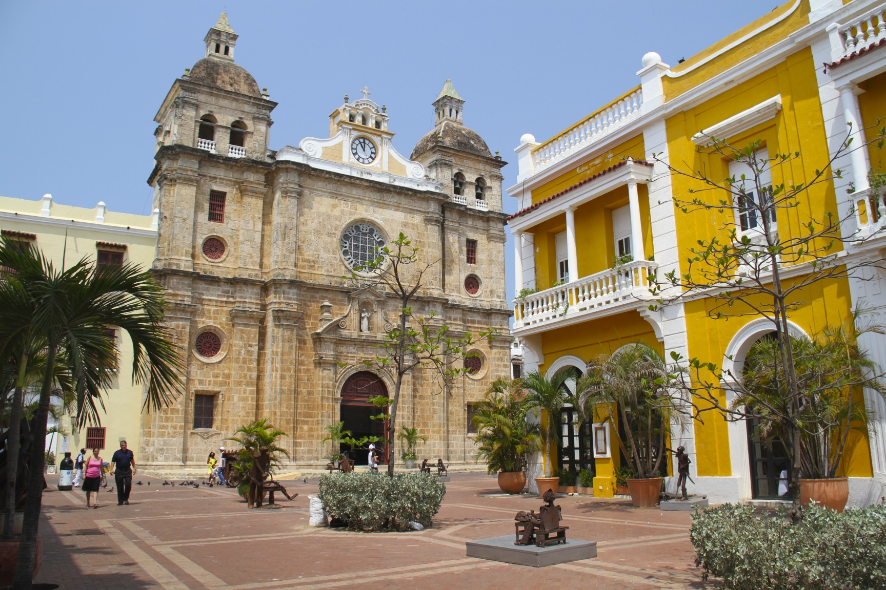Cartagena De Indias City Of Encounters In The Caribbean Notes From Camelid Country