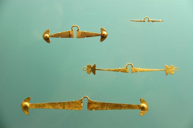Museo del Oro, Cartagena, Colombia