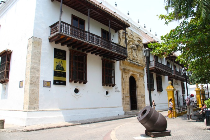 Palace of the Inquisition, Cartagena, Colombia
