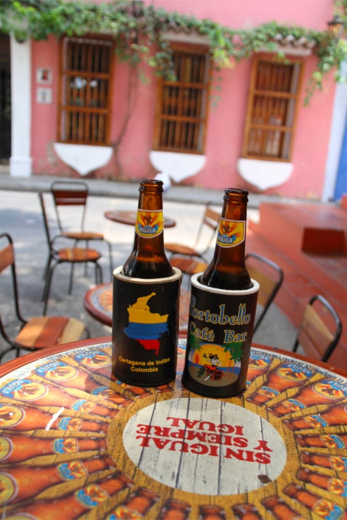 Beer, Cartagena, Colombia
