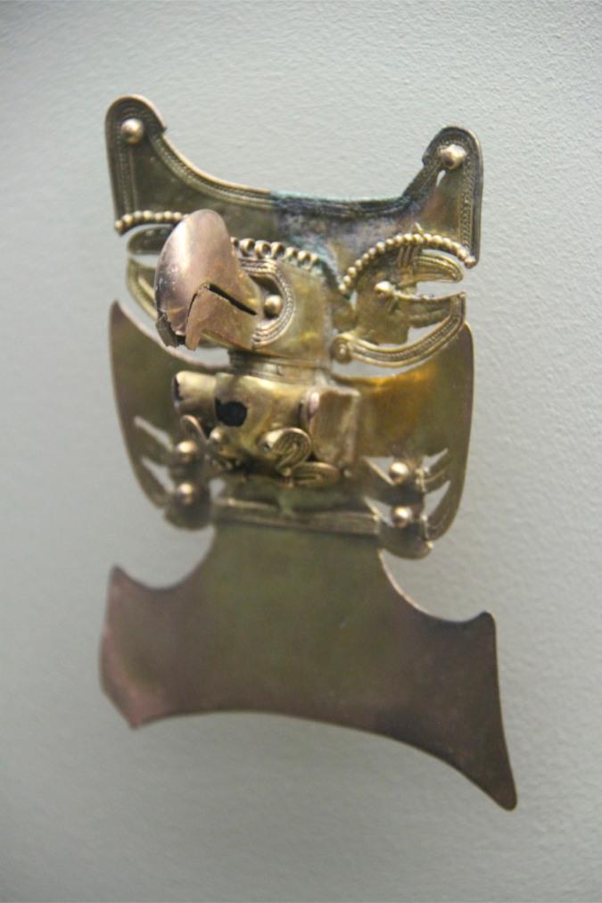 Museo de Oro, Santa Marta, Colombia