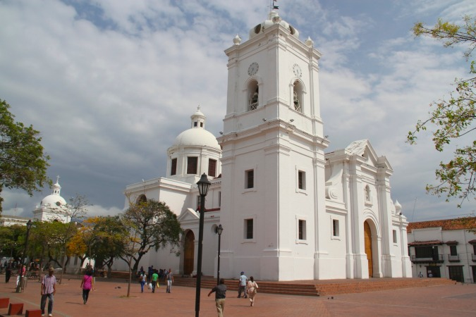Cathedral, Santa Marta, Colombia