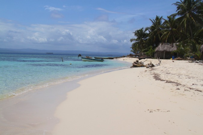 Coco Blanco cay, San Blas Islands, Panama