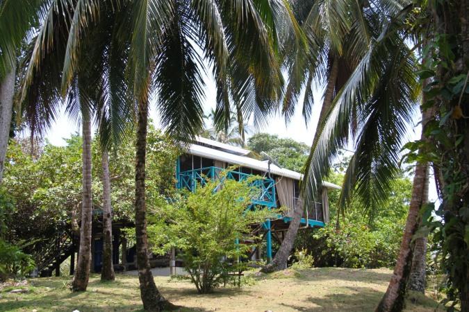 Cabana, Isla de San Cristobal, Bocas del Toro, Panama