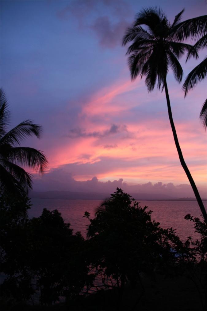 Sunset, Isla de San Cristobal, Bocas del Toro, Panama