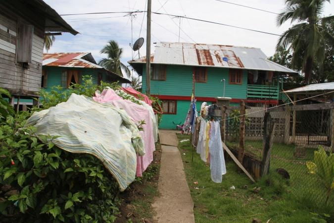 Old Bank, Isla Bastimentos, Bocas del Toro, Panama