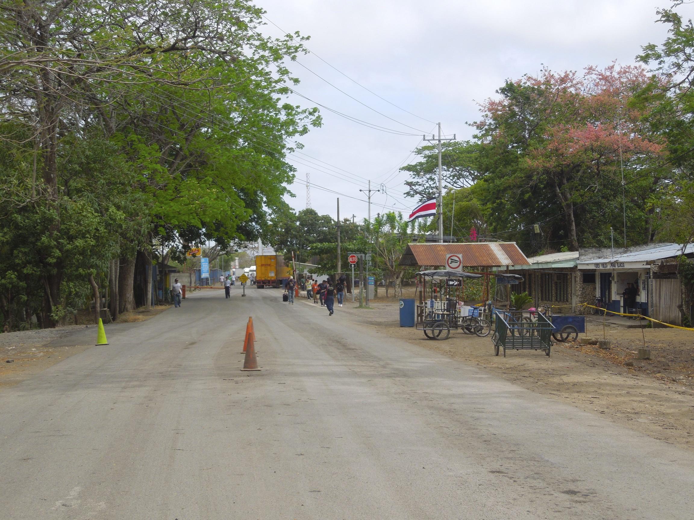 Penas Blancas Costa Rica Car Rental