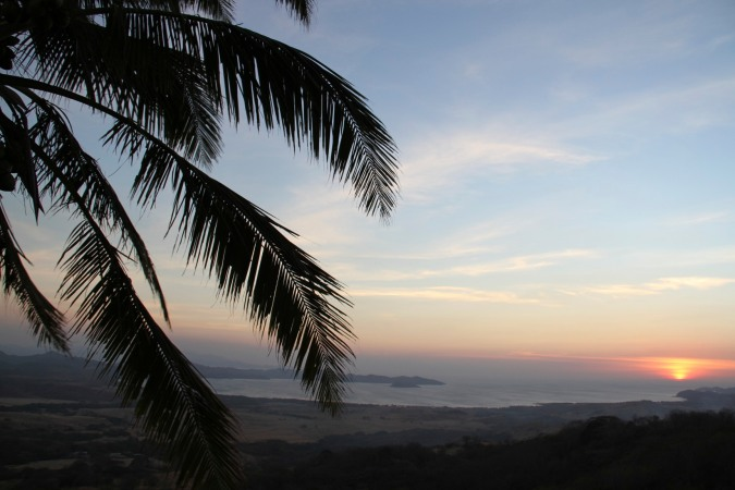 Sunset, La Cruz, Costa Rica