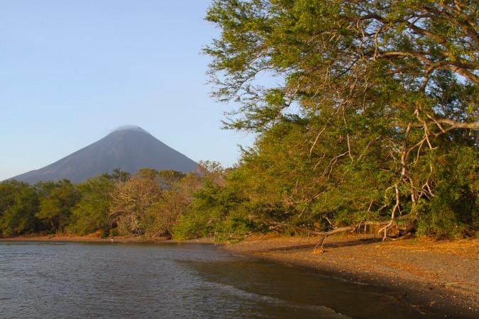 Volcan de Concepcion, Isla de Ometepe, Nicaragua