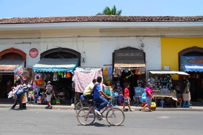 The Mercado Municipal. Granada, Nicaragua