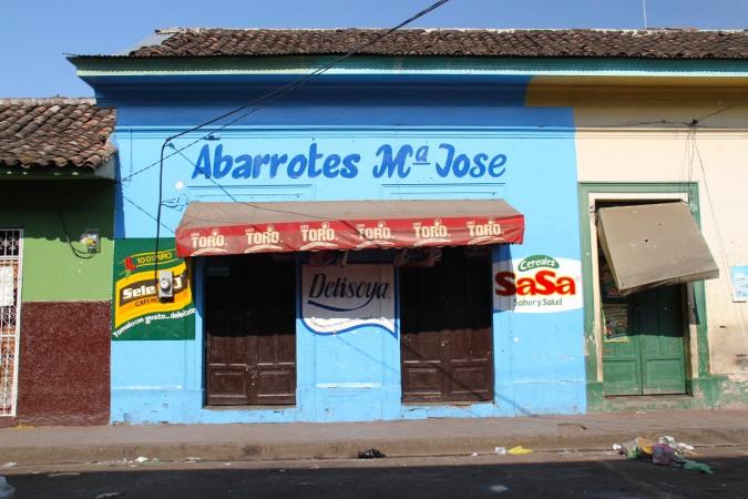 Shop in the Mercardo Municipal, Granada, Nicaragua
