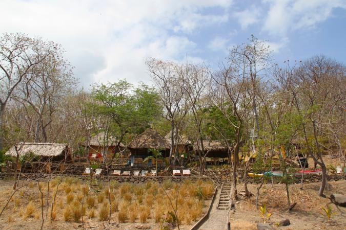 San Simian Cabanas, Laguna Apoyo, Nicaragua