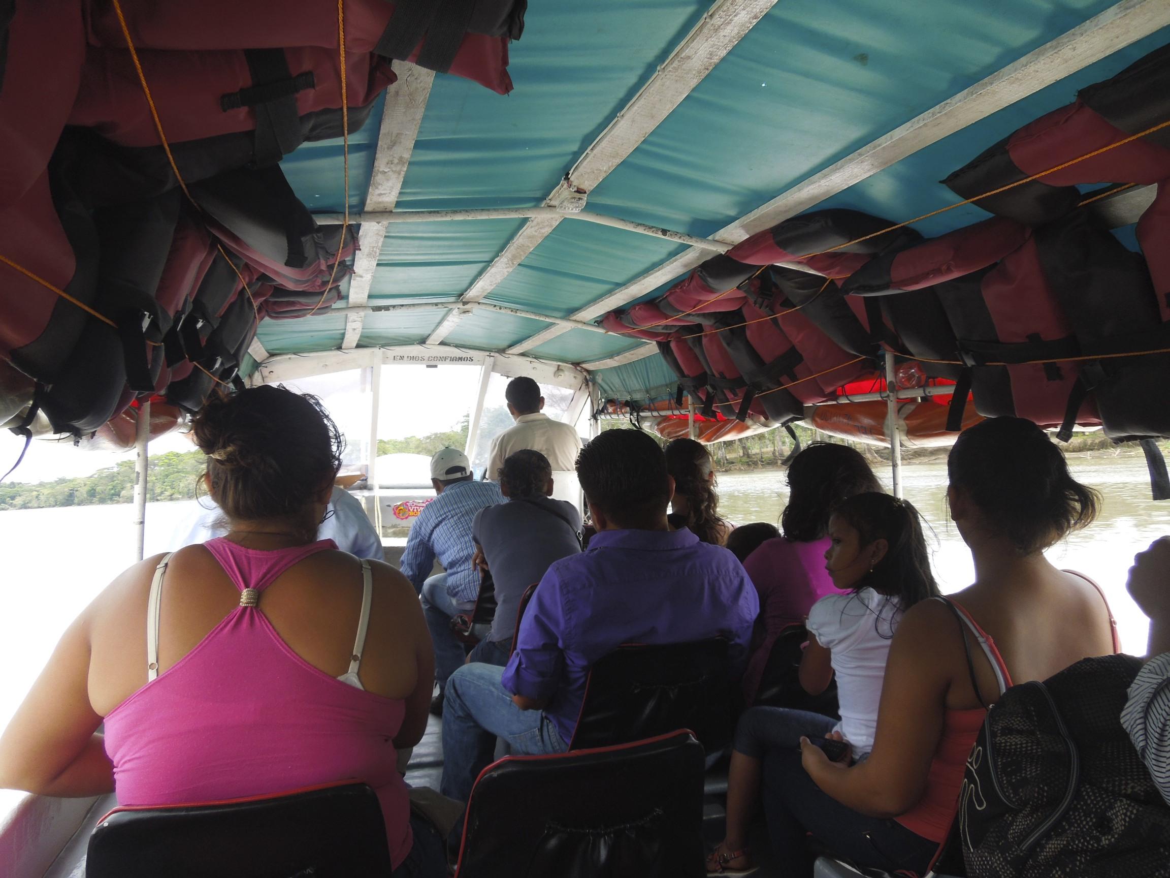 Benadi: Wooden panga boat plans