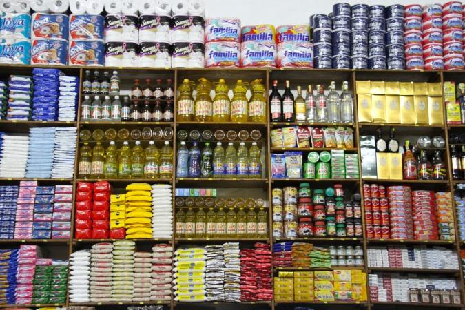 Shop, Barichara, Colombia
