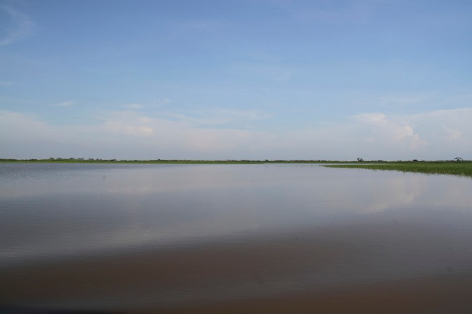 The Rio Magdalena, Colombia