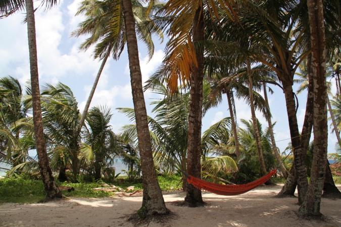 Crawl Key, Pearl Keys, Caribbean, Nicaragua