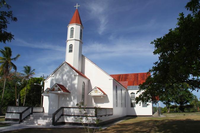 Moravian Church, Pearl Lagoon, Nicaragua