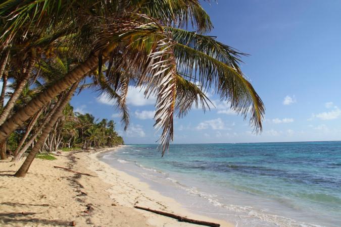 Little Corn Island, Corn Islands, Nicaragua