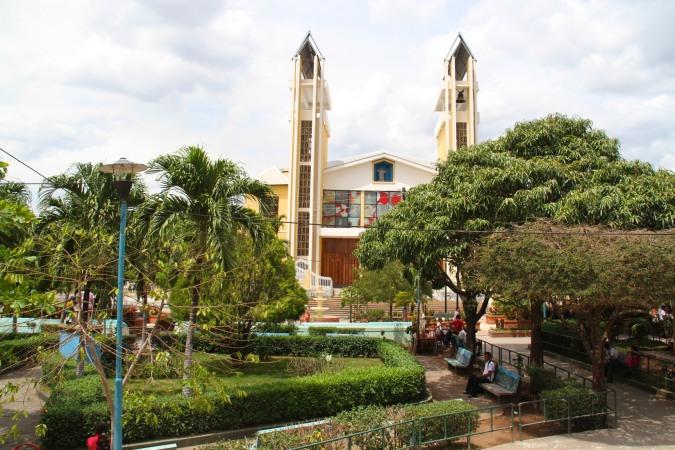 Main Plaza, Juigalpa, Nicaragua