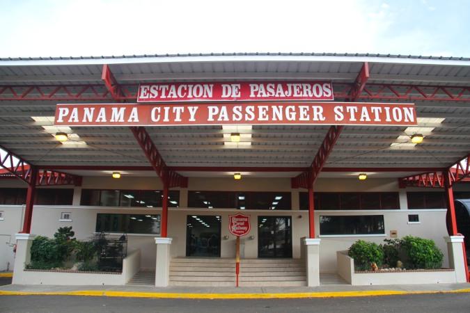 Panama Canal Railway station, Panama City, Panama