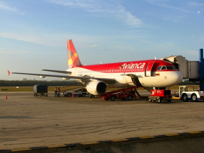 Avianca, Colombia's national airline