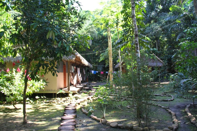 Madidi Jungle Lodge, Madidi National Park, Bolivia